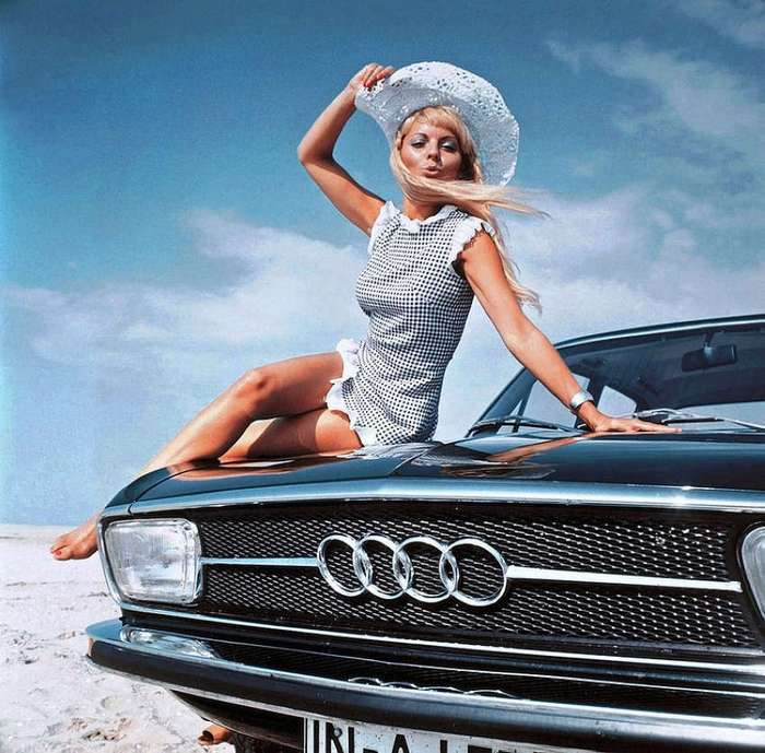 Машины раньше рекламировали правильно