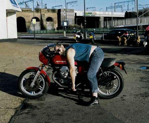 Жизнь байкеров без налета дорожной романтики