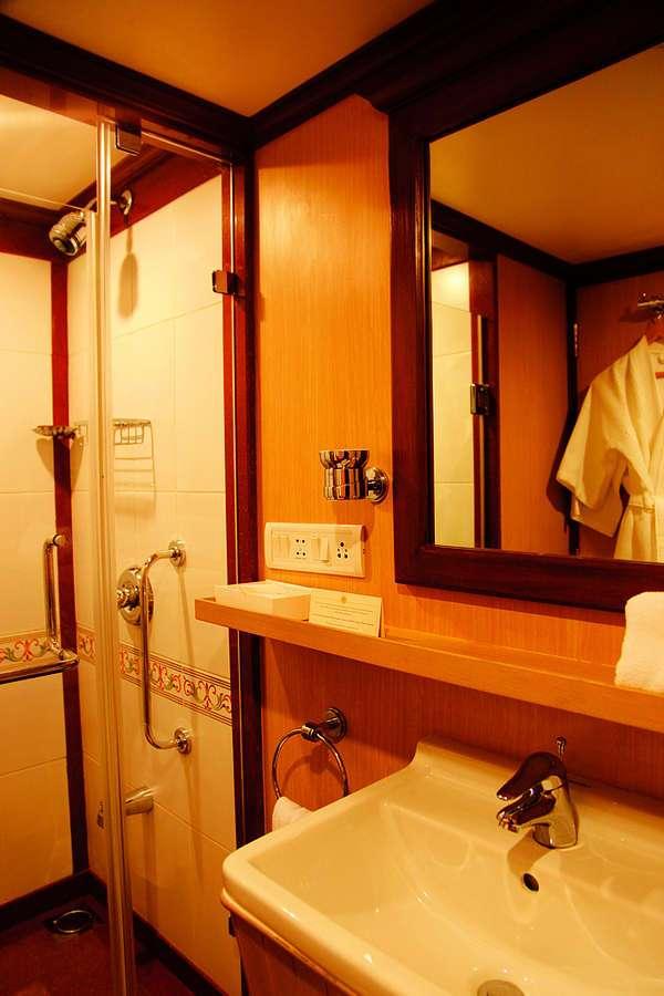 Экспресс Махараджей — самый роскошный поезд