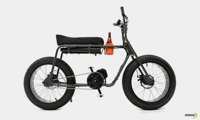 Электрический велосипед Lithium Cycles Super 73