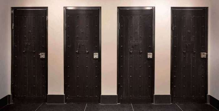 Эту 150-летнюю голландскую тюрьму превратили в роскошный отель