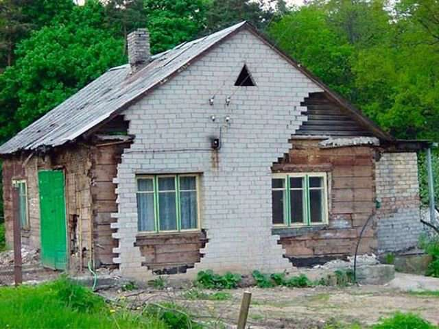 Чудеса российской архитектуры