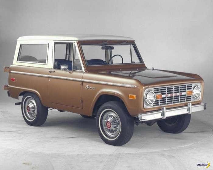 Ford Bronco возвращается!