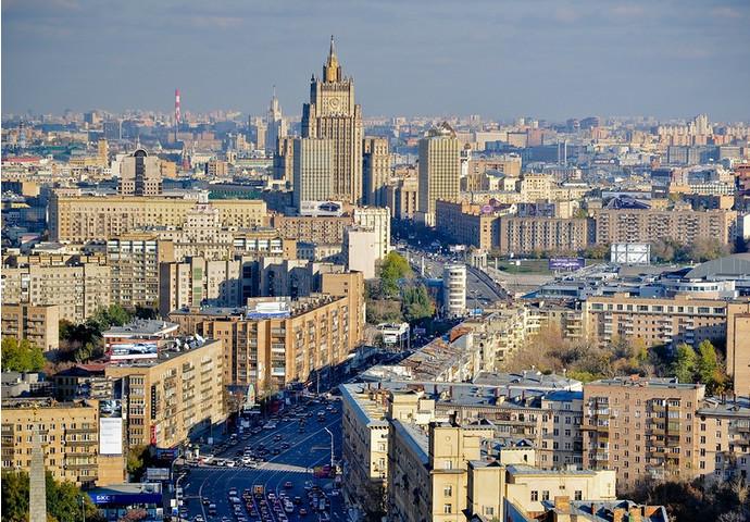 Где живут российские знаменитости