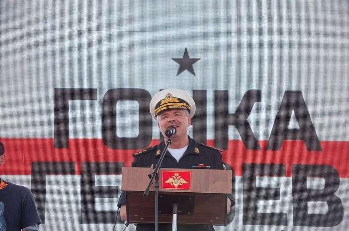 Гонка Героев 2016 в Крыму