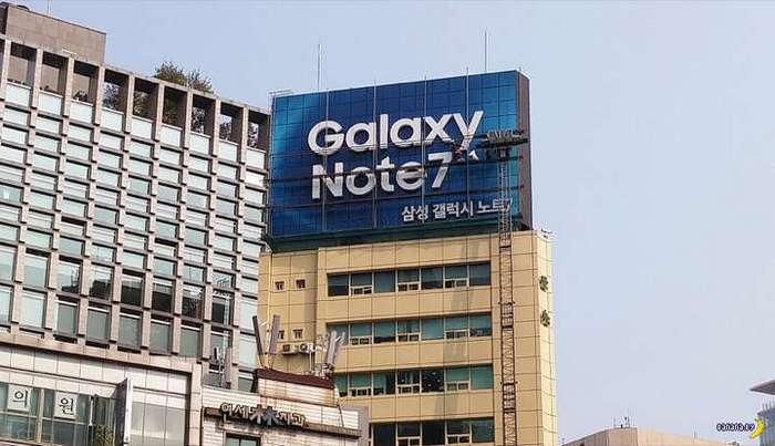 Горящие Note 7 больно бьют по следующим поколениям Samsung