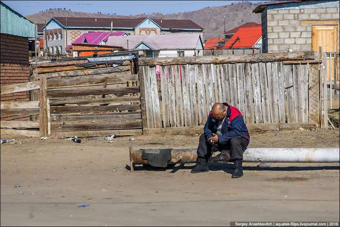 Грусть-печаль Монголии