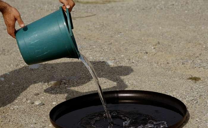 Почему морскую воду вредно пить