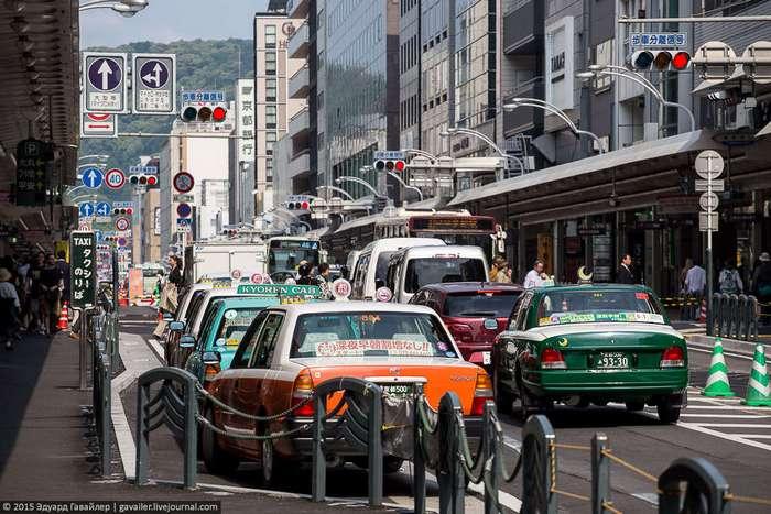 Киото – обыденный и простой