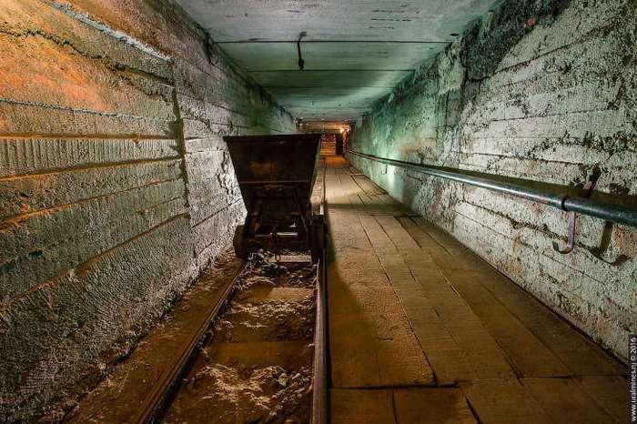 Музей-шахта