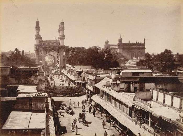 Легендарный индийский фотограф-документалист Лала Дин Даял