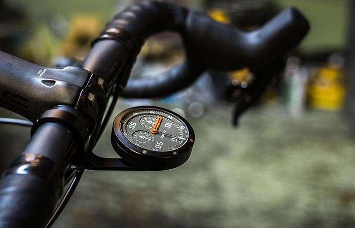 «Умный» спидометр поможет ездить на велосипеде
