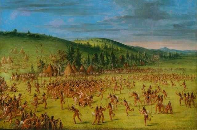 Истории происхождения знаменитых спортивных игр
