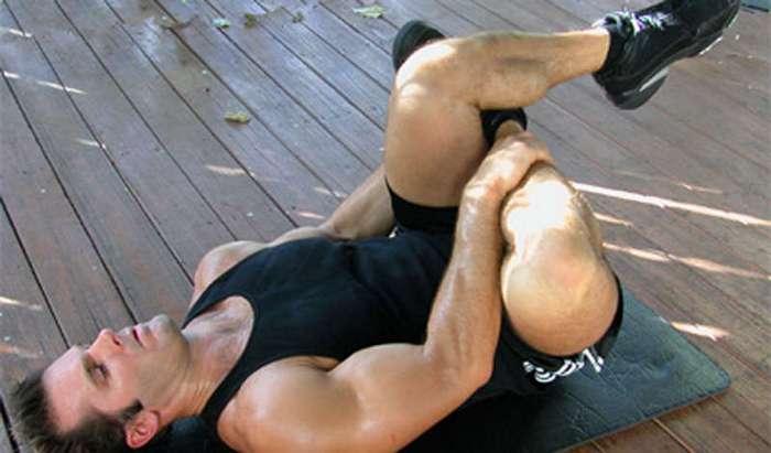 Работающие упражнения от боли в спине