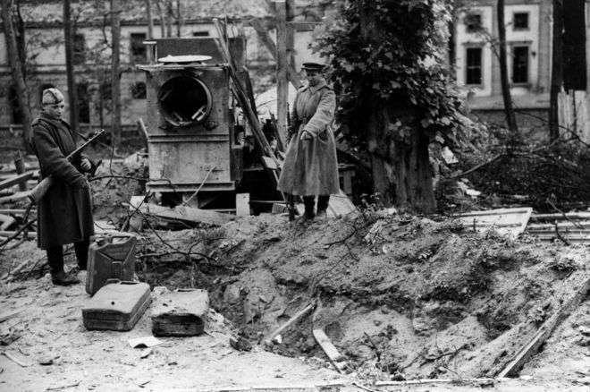 В Берлине открыли копию бункера Адольфа Гитлера