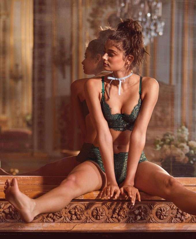 Фотосессия Victoria's Secret