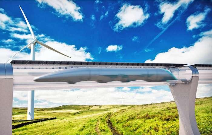 Шесть футуристических проектов, которые вскоре изменят всю систему общественного транспорта