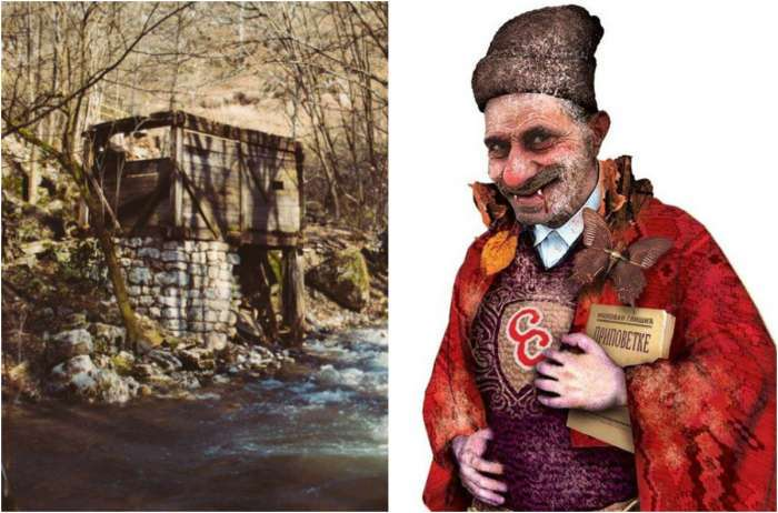 Первый европейский вампир пугает людей до сих пор