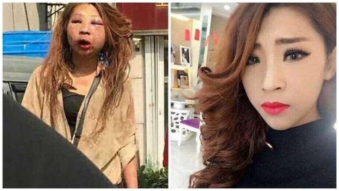 Любовницу женатого мужчины в Китае жестоко избила обманутая жена