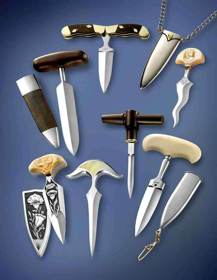 Тычковый нож: наследие золотой лихорадки