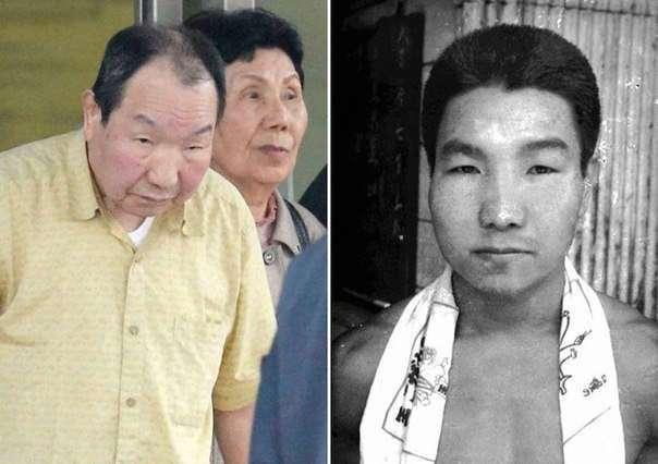 Невиновный японец ждал своей казни 48 лет