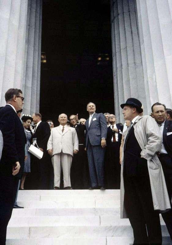 Как это было: визит Хрущева в Америку в 1959 году