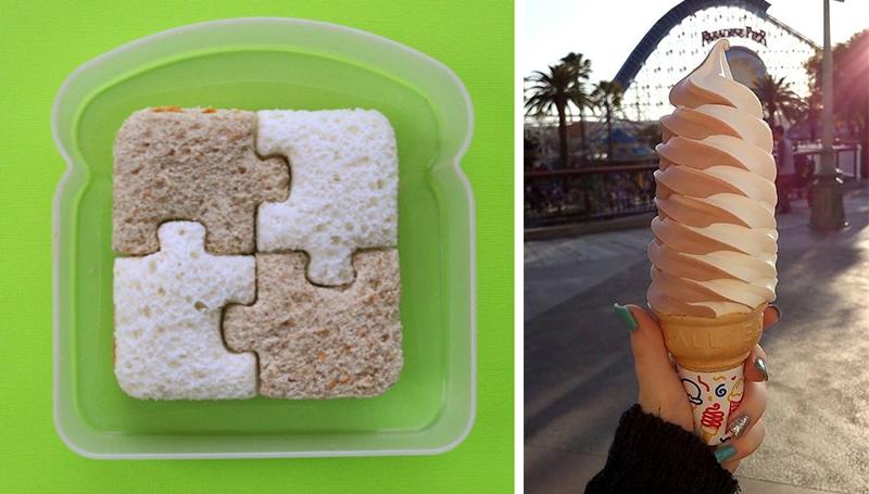 27 раз, когда еду можно было сравнить с произведением искусства