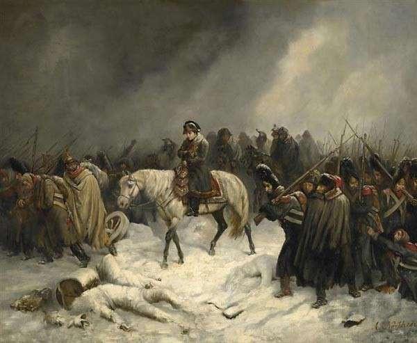 Потерянные русские сокровища Наполеона
