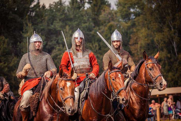 Мечи Руси, славянские клинки