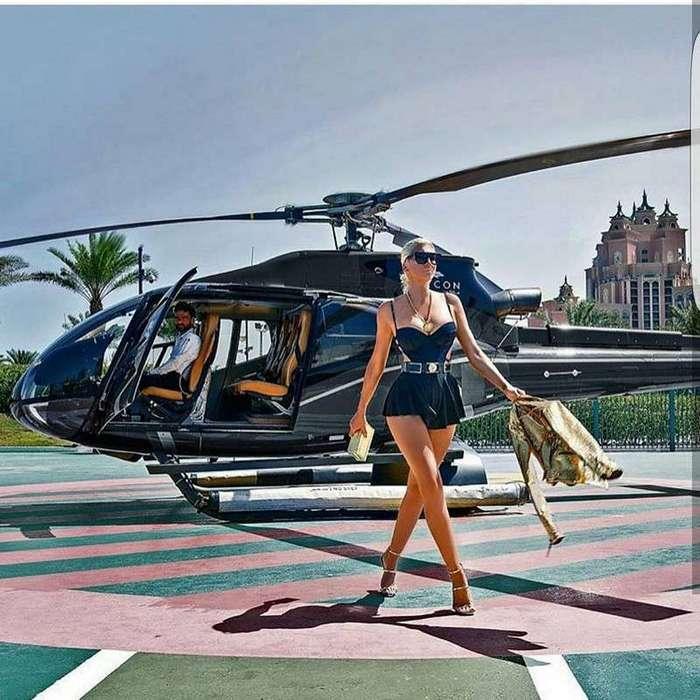 Богатенькие детишки Дубая