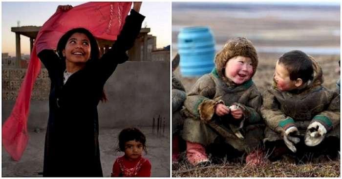 Эти фотографии - впечатляющее напоминание о силе человеческого духа