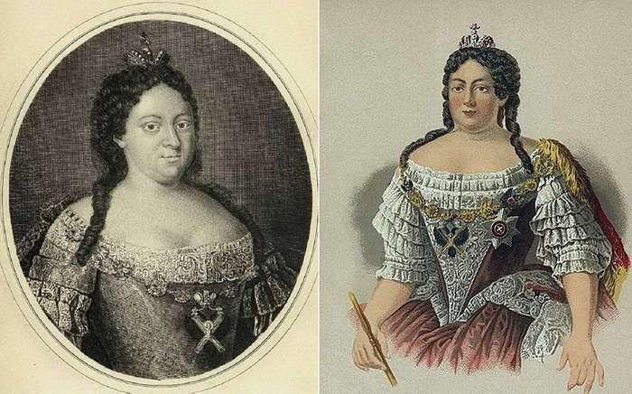 Баловница судьбы: от нищей 17-летней вдовы-герцогини до российской императрицы