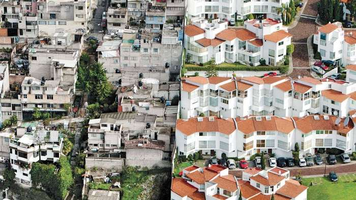 Как выглядит социальное неравенство в разных городах и странах
