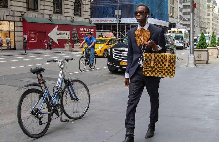 Нью-Йорк во всем их разнообразии