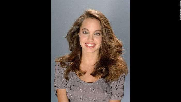 Анджелина Джоли до всемирной славы