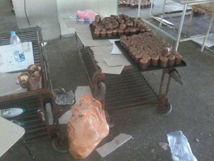 Цех по производству пасхальных куличей в Самаре