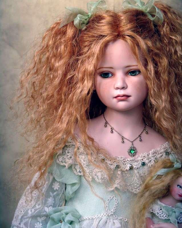 Произведения искусства - куклы мастеров Tom Francirek & Andre Oliveira!! Восхищаемся, друзья!!