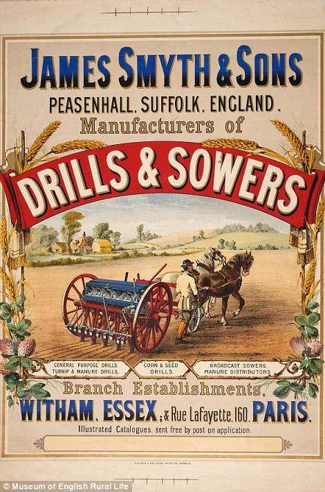 Забытые традиции британской сельской жизни в исторических фотографиях