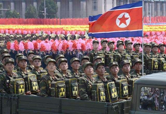 Військові КНДР відкривали вогонь по території Південної Кореї - ООН