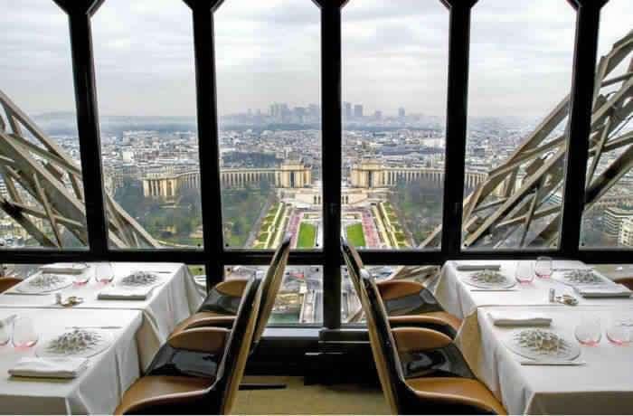 Рестораны с самым роскошным видом