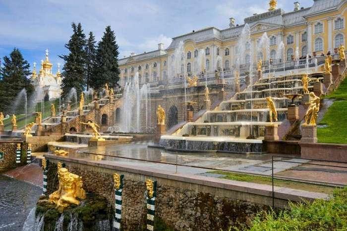 Самые красивые и необычные фонтаны мира 2016