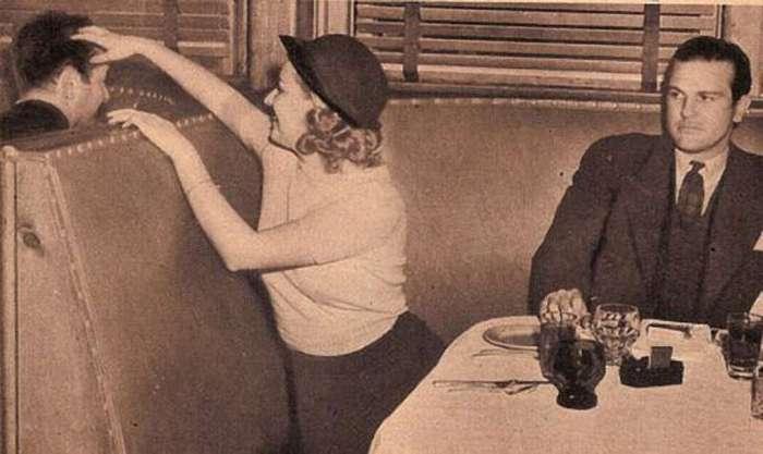 Как кадрили мужчин наши бабушки