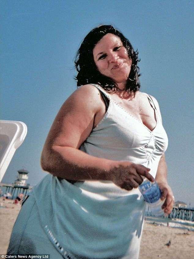 Американка победила рак и похудела на 50 килограммов, чтобы пережить смерть дочери