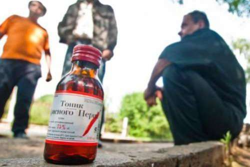 Настойку боярышника сделают непривлекательной для алкоголиков