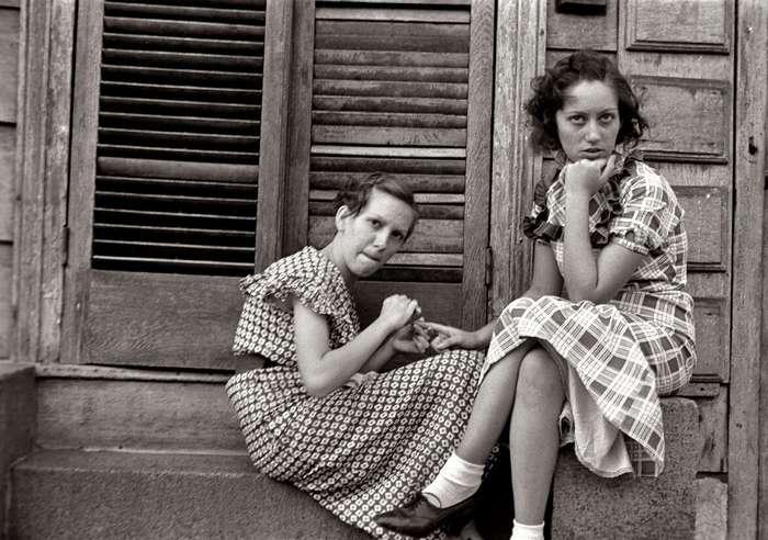Американская глубинка 30-х глазами Бен Шана