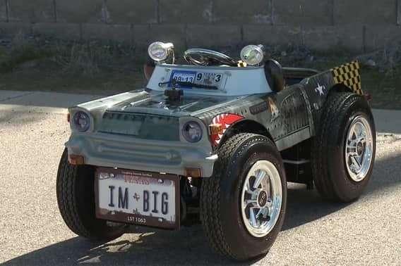 Самые маленькие автомобили в мире