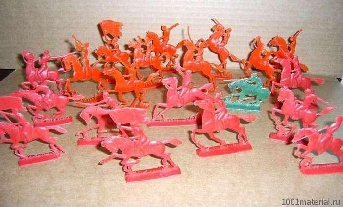 Игрушки советских времен