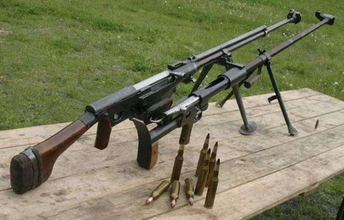 Противотанковое ружьё – ПРТС