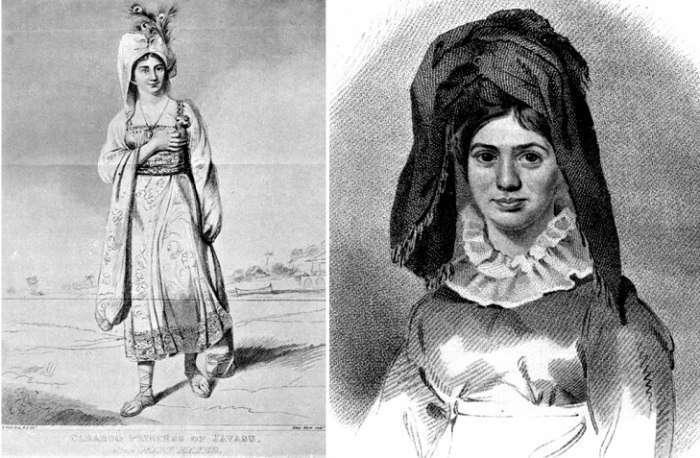 Принцесса Карабу - авантюристка, сумевшая одурачить всю Англию.
