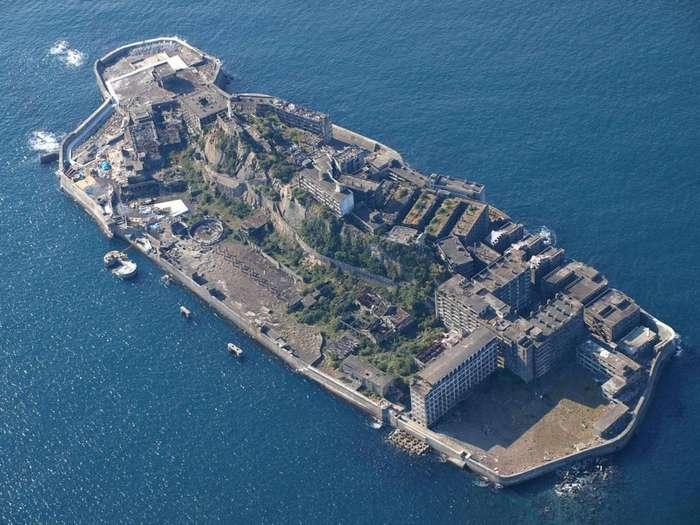 Хашима: остров-призрак